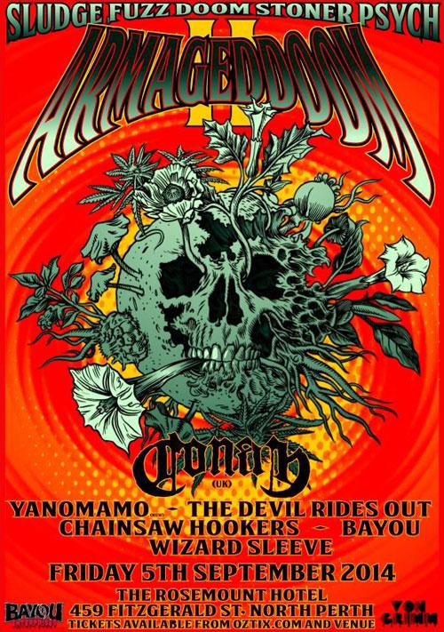 Armageddoom II 2014
