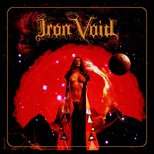 Iron Void - S/T - Artwork