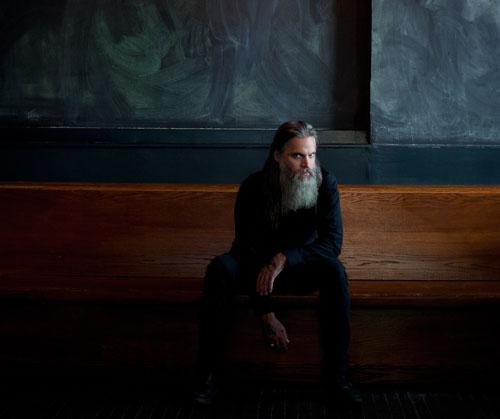 JR Robinson / Wrekmeister Harmonies - Photo by Drew Reynolds