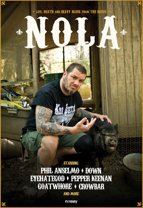 NOLA: Life, Death And Heavy Blues From The Bayou