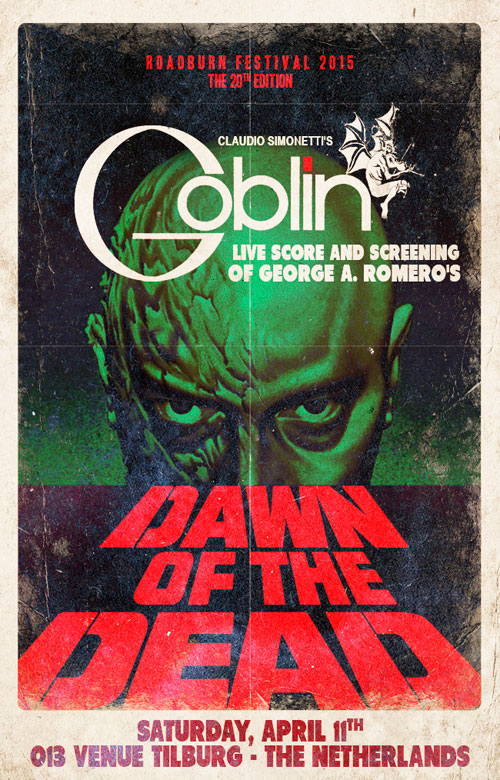 Roadburn 2015 - Goblin - Dawn Of The Dead