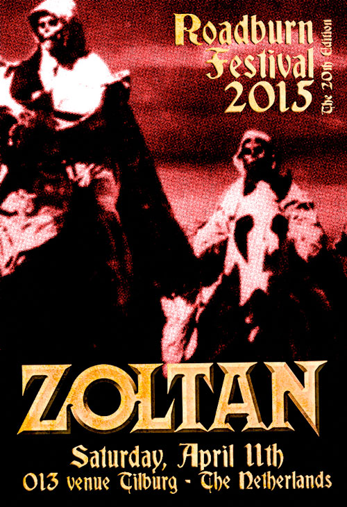 Roadburn 2015 - Zoltan