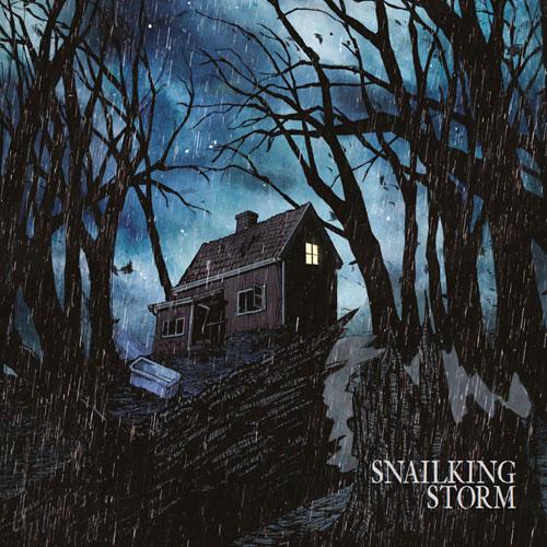 Snailking 'Storm' Artwork