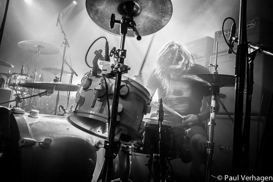 Witchrider @ Effenaar, Eindhoven 14/10/2014 - Photo by Paul Verhagen