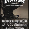 Desertfest London 2015 - Human Disease Promo / When Planet Collide Stage
