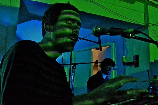 Liverpool Psych Fest 2014 - Klaus Johann Grobe - Photo by Seb Johnson