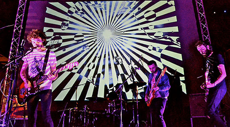 Spectres @ Liverpool International Festival Of Psychedelia 2014