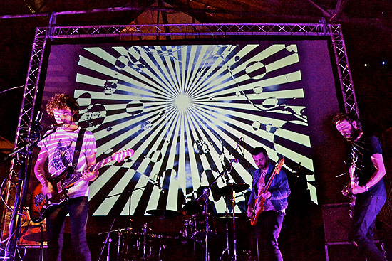 Liverpool Psych Fest 2014 - Spectres - Photo by Seb Johnson