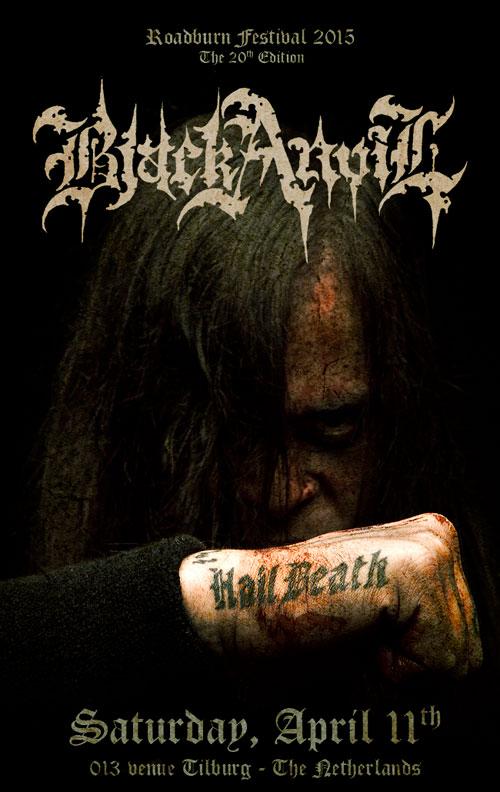 Roadburn 2015 - Black Anvil