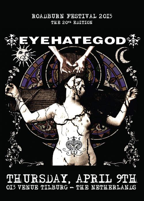Roadburn 2015 - EyeHateGod - Thursday