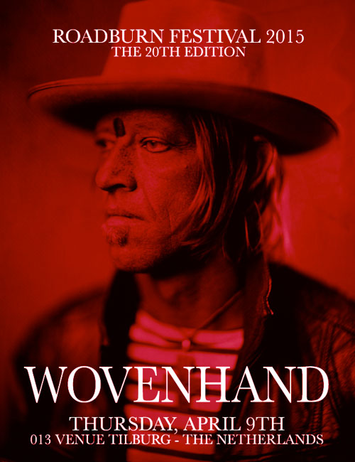 Roadburn 2015 - Wovenhand