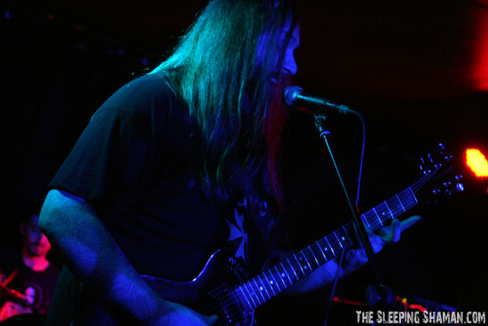 Iron Void @ Kraak, Manchester 16/11/2014
