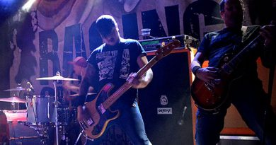 Raging Speedhorn @ Birmingham, Academy 3 08/12/2014