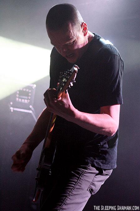 Godflesh @ Sound Control, Manchester 12/12/2014