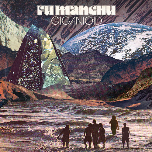 Fu Manchu 'Gigantoid' Artwork