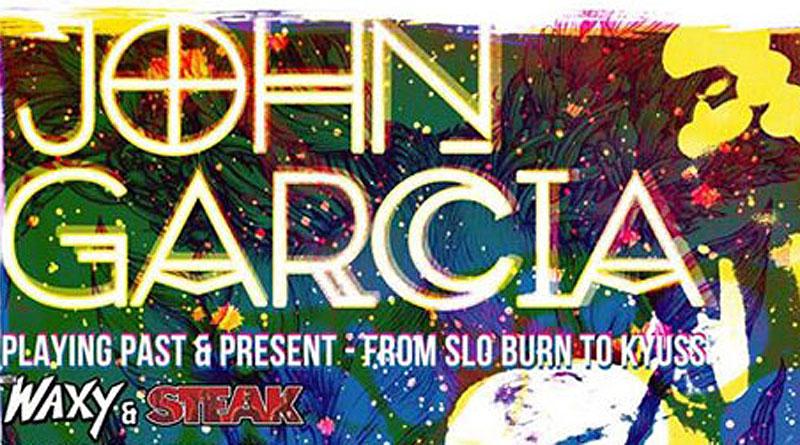 John Garcia Euro Tour 2014