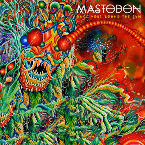 Mastodon 'Once More Round The Sun' Artwork
