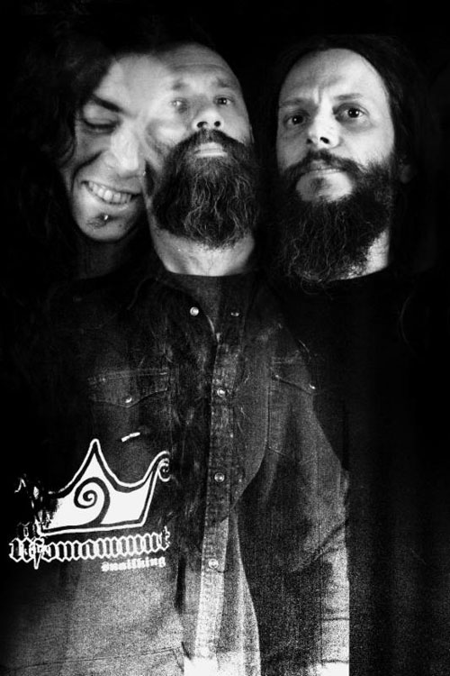 Ufomammut - Photo by Andrea Tomas Prato