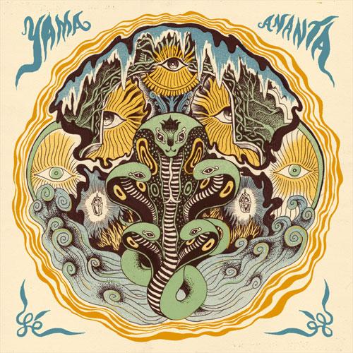Yama 'Ananta' Artwork