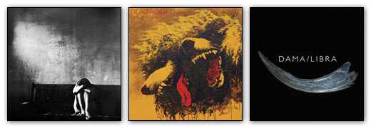 Thantifaxath, Dead Rider, Dama/Libra Artwork