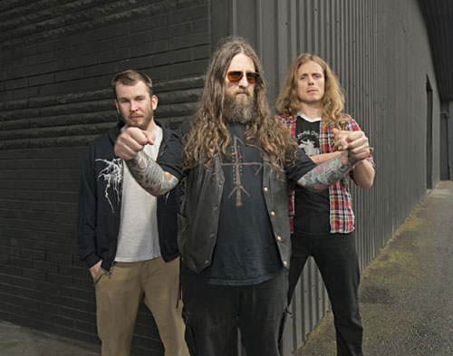 Yob - Photo by James Rexroad