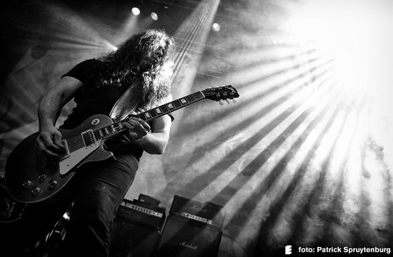 Monster Magnet @ Effenaar, Eindhoven 18/12/2015 - Photo by Patrick Spruytenburg