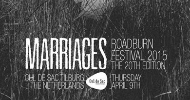 Roadburn Festival 2015 - Marriages
