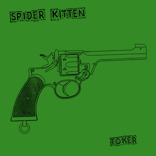 Spider Kitten 'Toker' Artwork