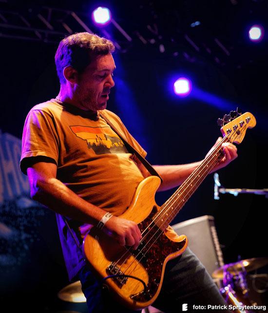 Mudhoney @ Effenaar, Eindhoven 03/05/2015 - Photo by Patrick Spruytenburg