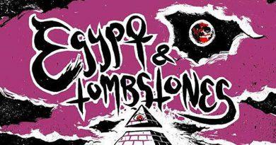 Egypt / Tombstones - Euro Tour 2015