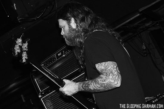 Earthless @ The Roadhouse, Manchester 24/05/2015