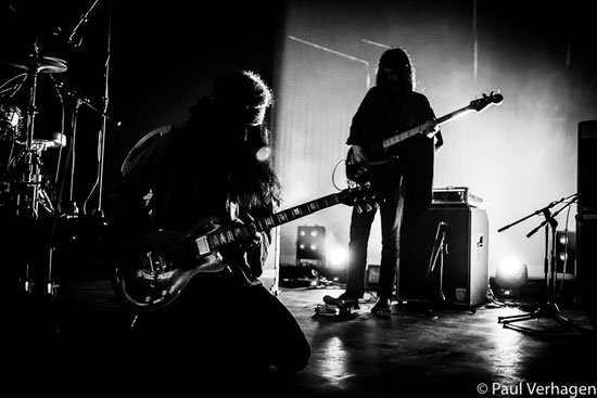 Eindhoven Psych Lab 2015 - Kikagaku Moyo - Photo by Paul Verhagen