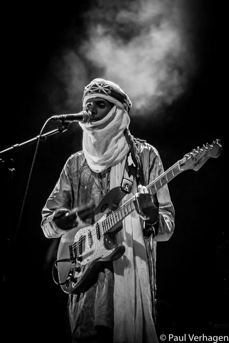 Eindhoven Psych Lab 2015 - Mdou Moctar - Photo by Paul Verhagen