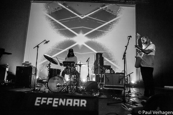 Eindhoven Psych Lab 2015 - Moon Duo - Photo by Paul Verhagen