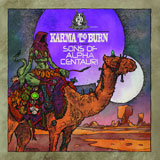 Karma To Burn / Sons Of Alpha Centauri 'Six/66'