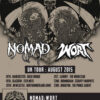 Nomad & Wort - UK Tour August 2015