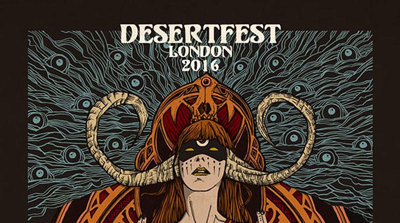 Desertfest London 2016