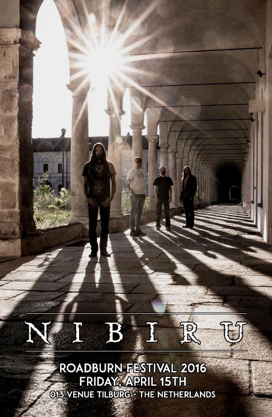 Roadburn 2016 - Nibiru