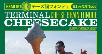 Terminal Cheesecake 'Cheese Brain Fondue: Live In Marseille'