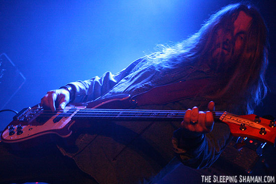 The Order Of Israfel @ Sound Control, Manchester 15/11/2015