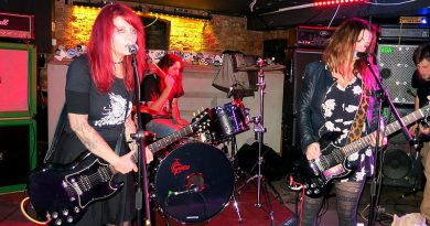 Undersmile @ Bloodcult Reformed @ The Cellar, Birmingham 21/11/2015