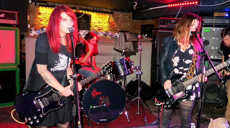 Undersmile @ Bloodcult Reformed @ The Cellar, Birmingham 21/11/2015