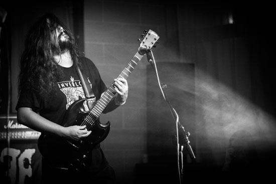 Marche Funèbre @ Malta Doom Metal Festival 2015 Day 1 – Photo by Justina Lukosiute