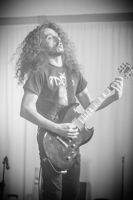 Nomad Son @ Malta Doom Metal Festival 2015 Day 1 – Photo by Justina Lukosiute