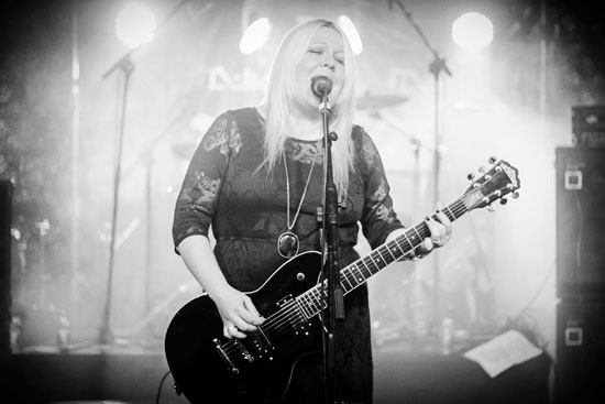Alunah @ Malta Doom Metal Festival 2015 Day 1 – Photo by Justina Lukosiute