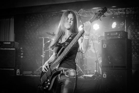 Cromlech @ Malta Doom Metal Festival 2015 Day 1 – Photo by Justina Lukosiute