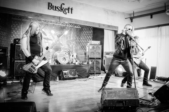 Stonegriff @ Malta Doom Metal Festival 2015 Day 1 – Photo by Justina Lukosiute