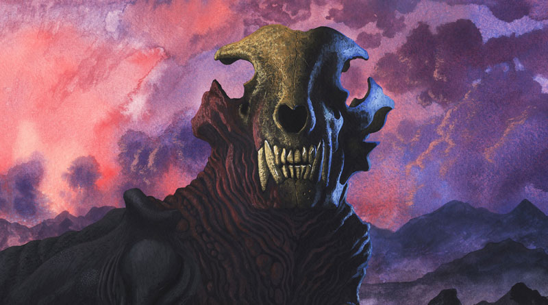 H.P. Lovecraft 'The Hound & The Music Of Erich Zann'