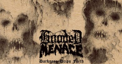 Hooded Menace 'Darkness Drips Forth'