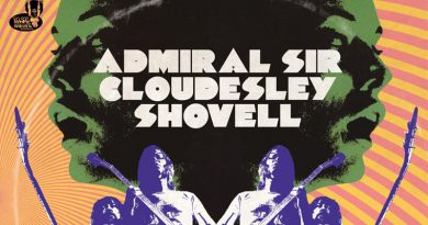 """Admiral Sir Cloudesley Shovell 'Isobelle' 7"""""""